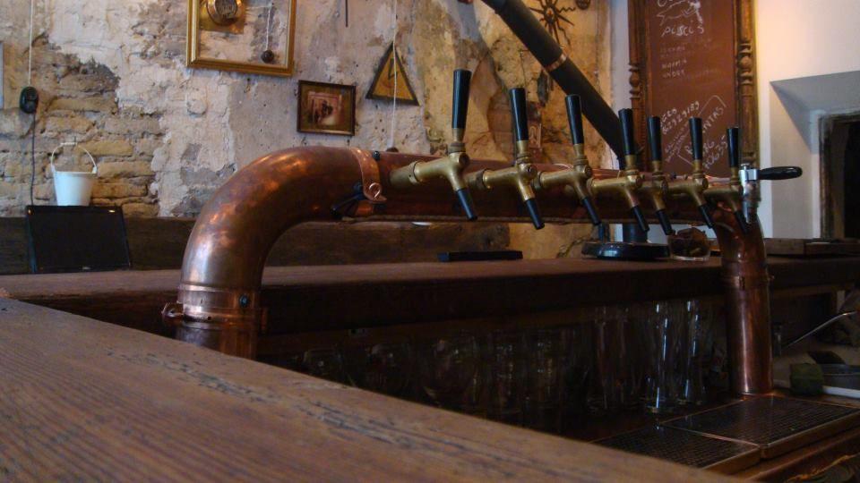 Tastes of Vilnius: beer & beer