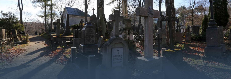 Old Vilnius Cemeteries